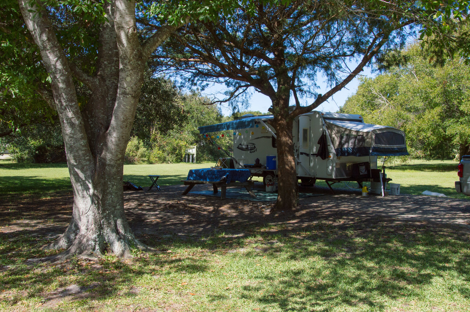 Huntington Beach State Park Campground