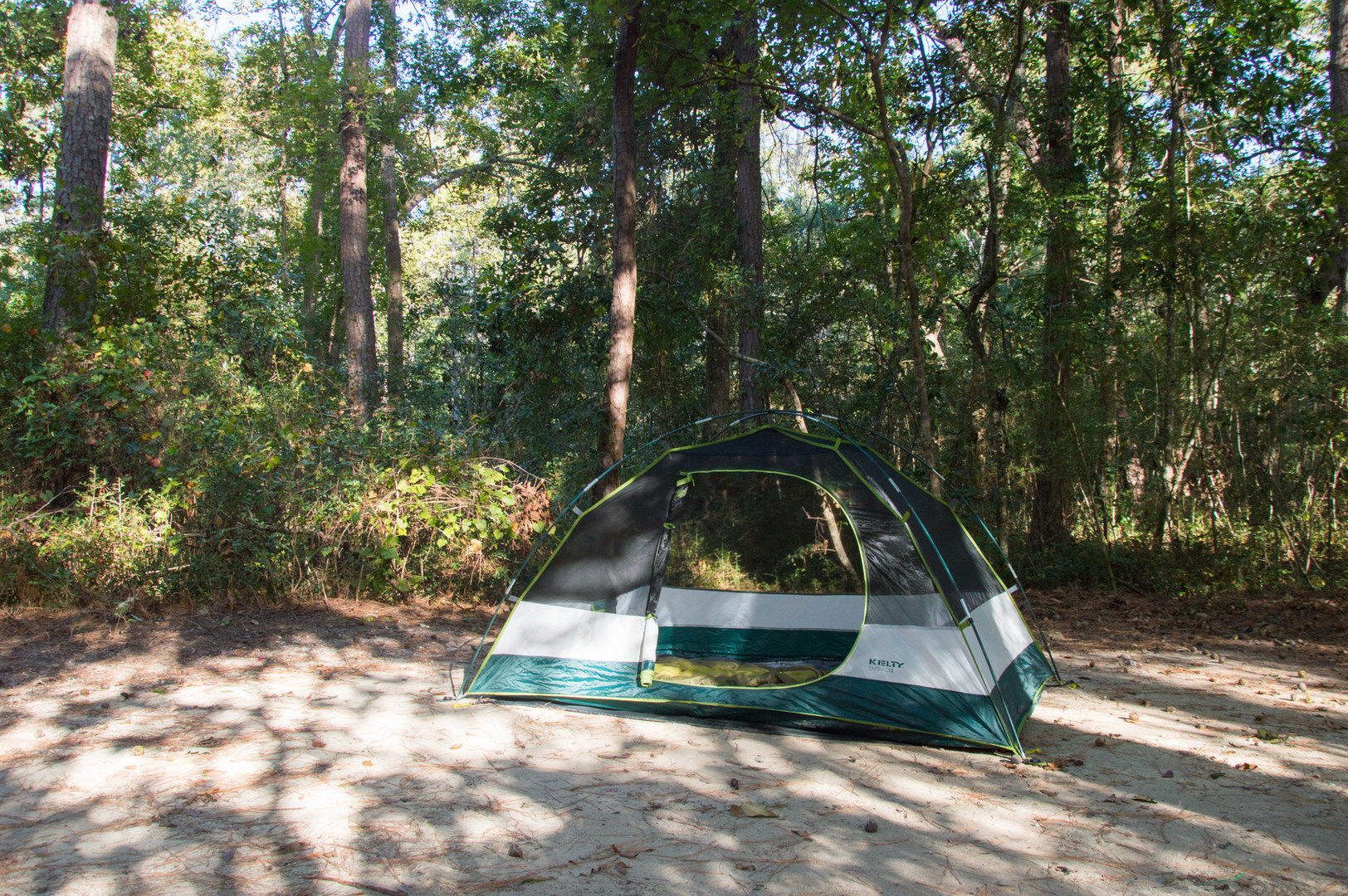 Tent Camping In Myrtle Beach South Carolina