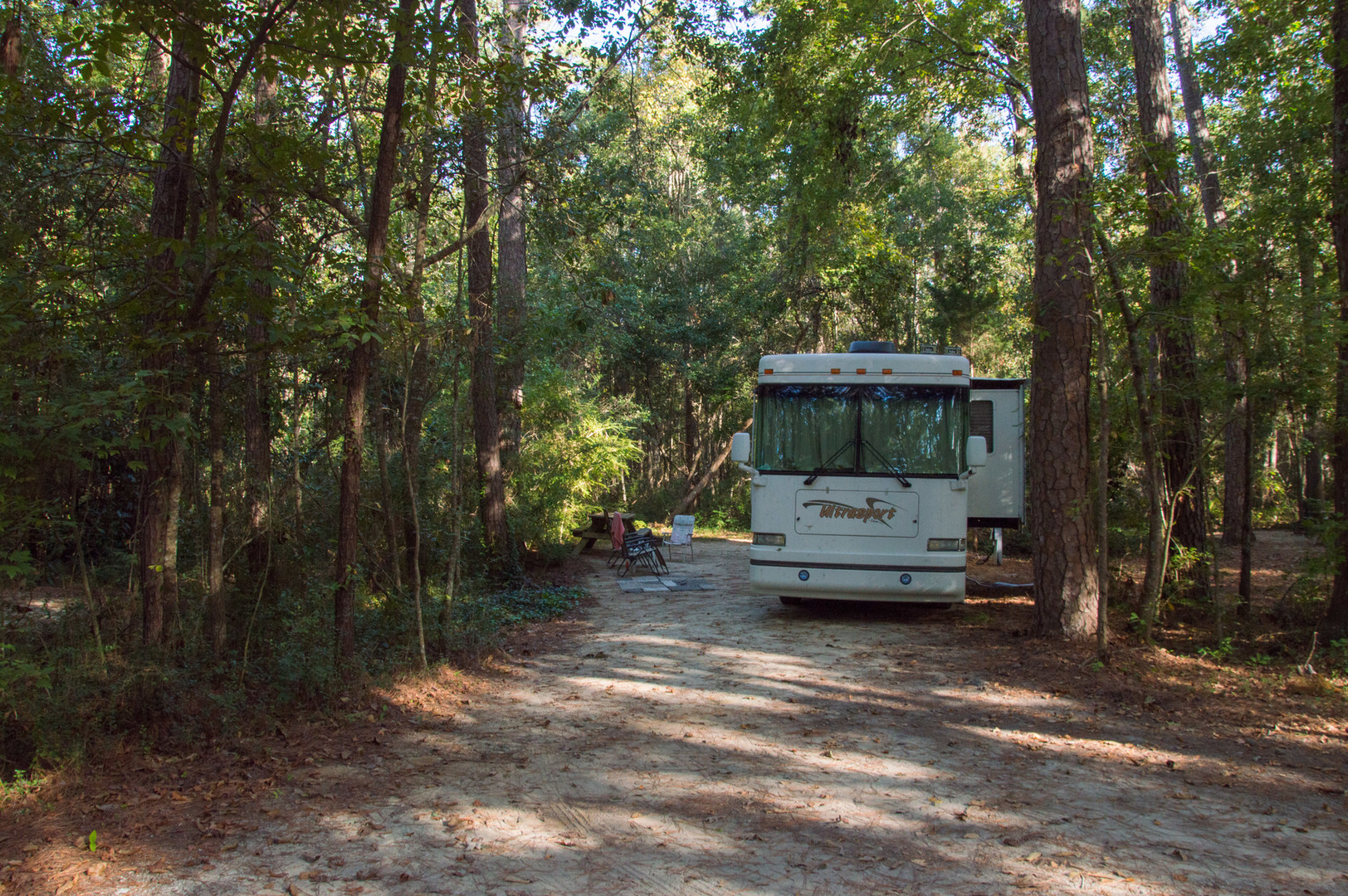 Myrtle Beach State Park Campground Outdoor Project