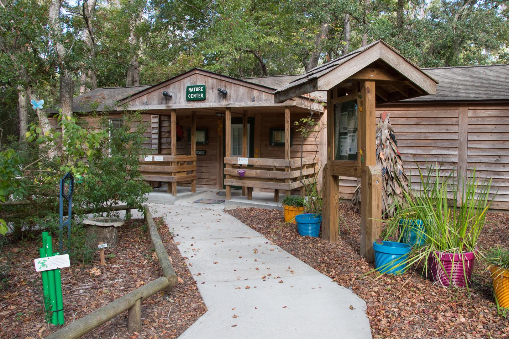 Myrtle Beach State Park Campground