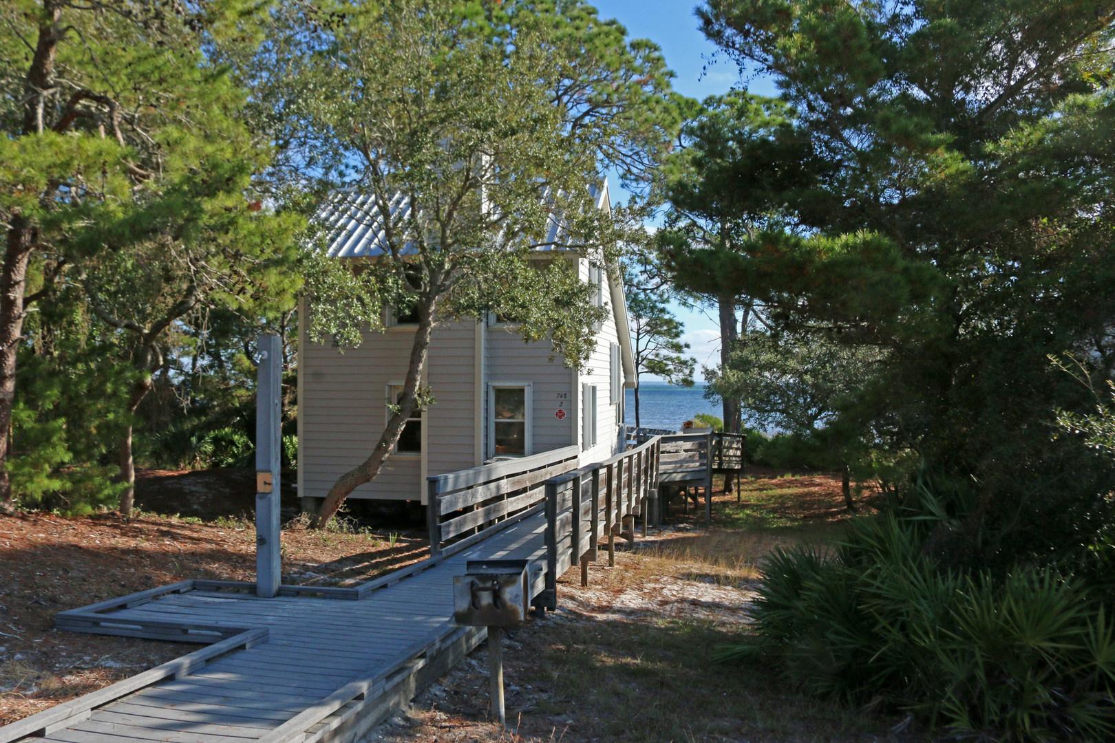 T. H. Stone Memorial St. Joseph Peninsula State Park Campground. Home ...