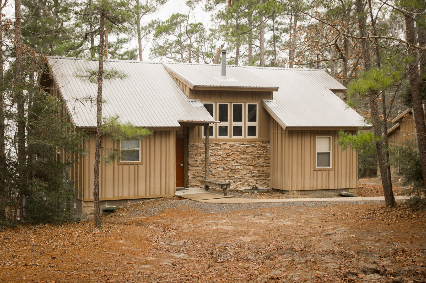 ... One Of The Cozy Cabin Rentals Offered At The State Park.   South Toledo  Bend ...