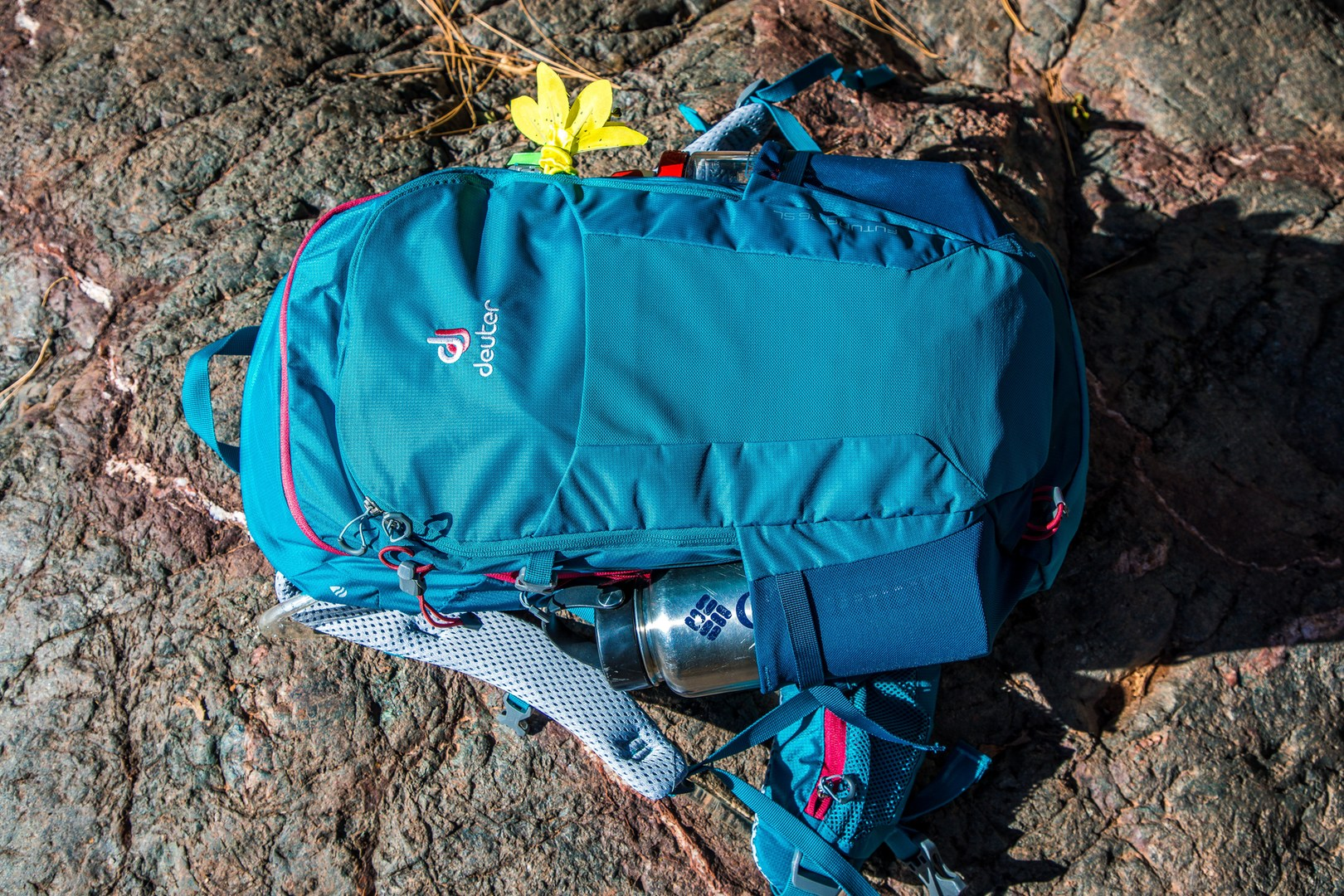 3ede782df8 ... The Deuter Futura 26 SL daypack.- Gear Review  5 Best Women s Daypacks  of