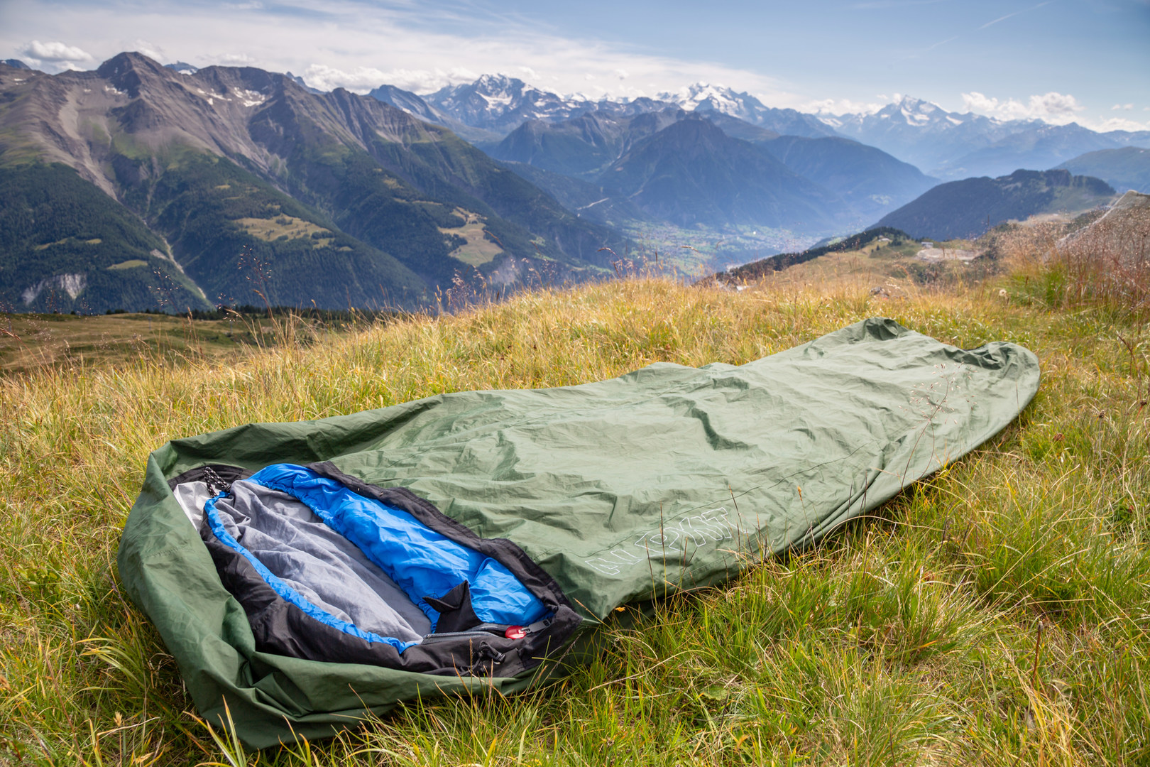 The Bivvy Can Be Set Up In Smaller Areas Where A Tent Might Not Fit