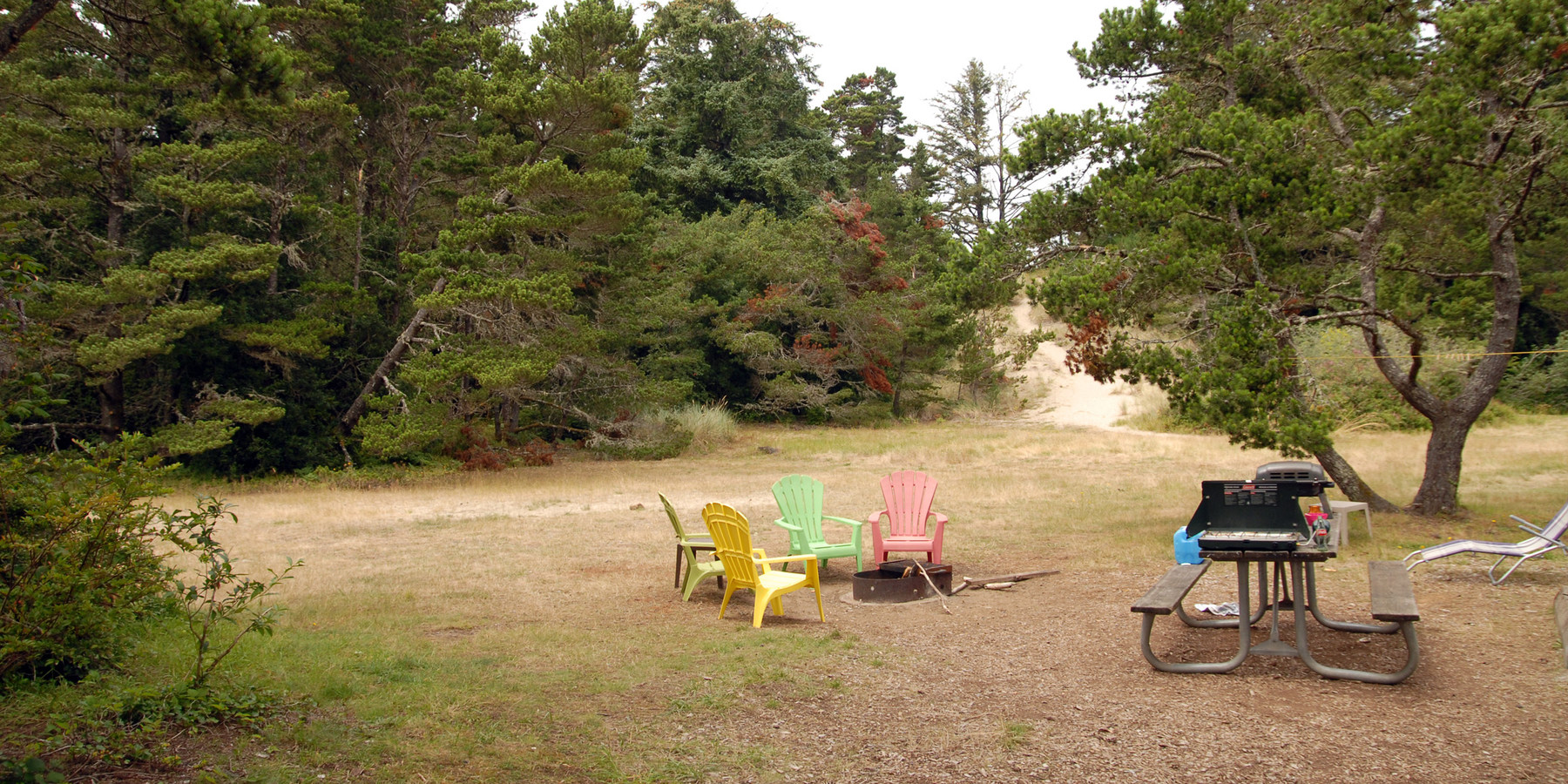 South Beach State Park Campground Camping In Oregon