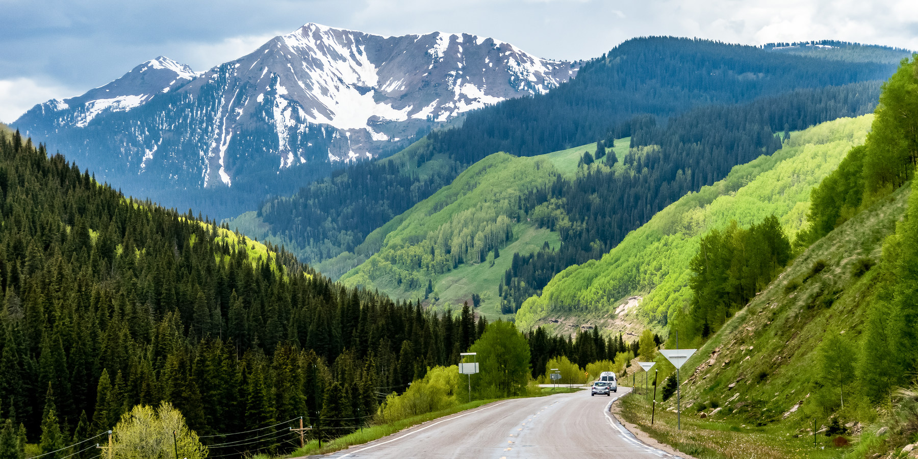 9 stunning scenic drives in colorado - outdoor project