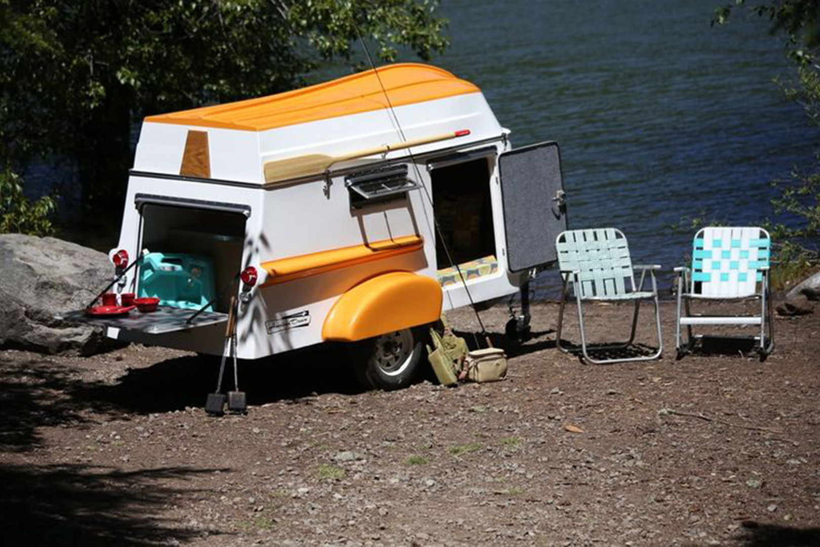 The Best Camper Vans Trailers Outdoor Project