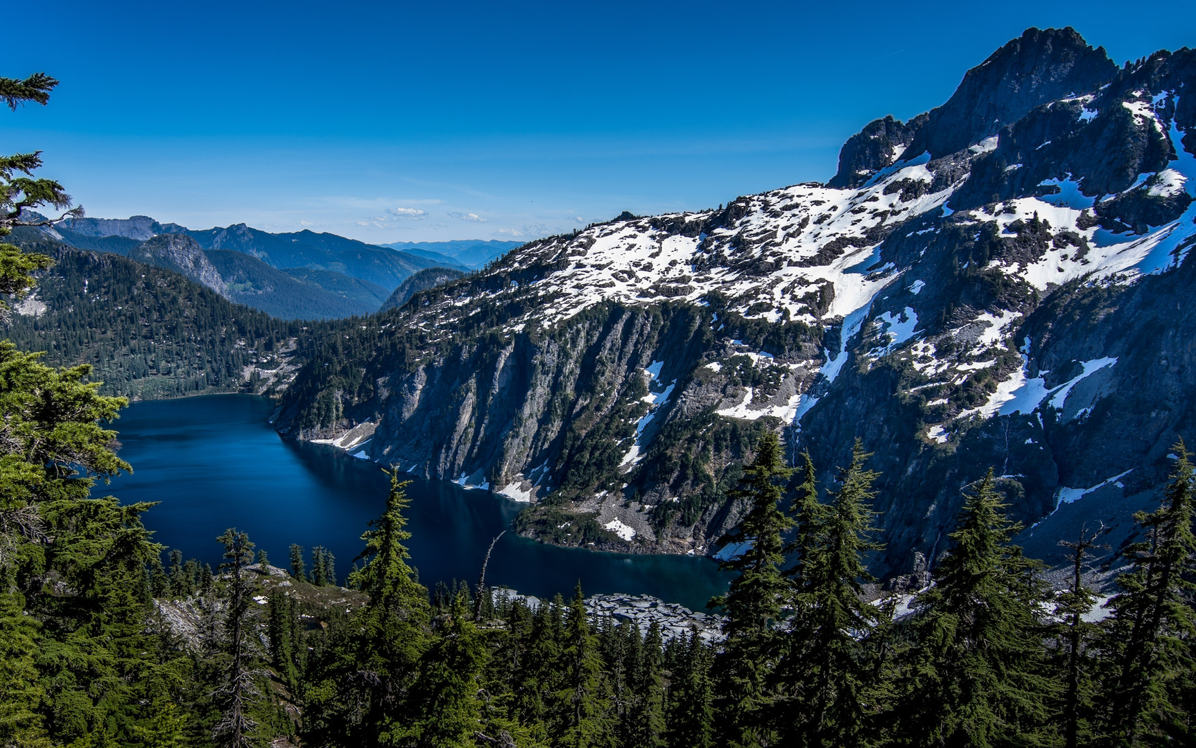 5 amazing hikes in the alpine lakes wilderness outdoor project