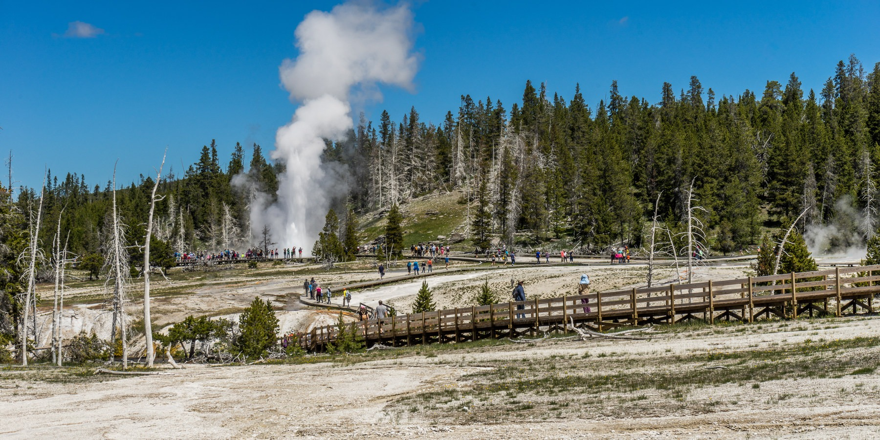 yellowstone national park chat sites The northwest corner of wyoming is boiling there, 10,000 hydrothermal features transform yellowstone national park into an alien world with searing waters and steaming vents—all fueled by a simmering supervolcano.
