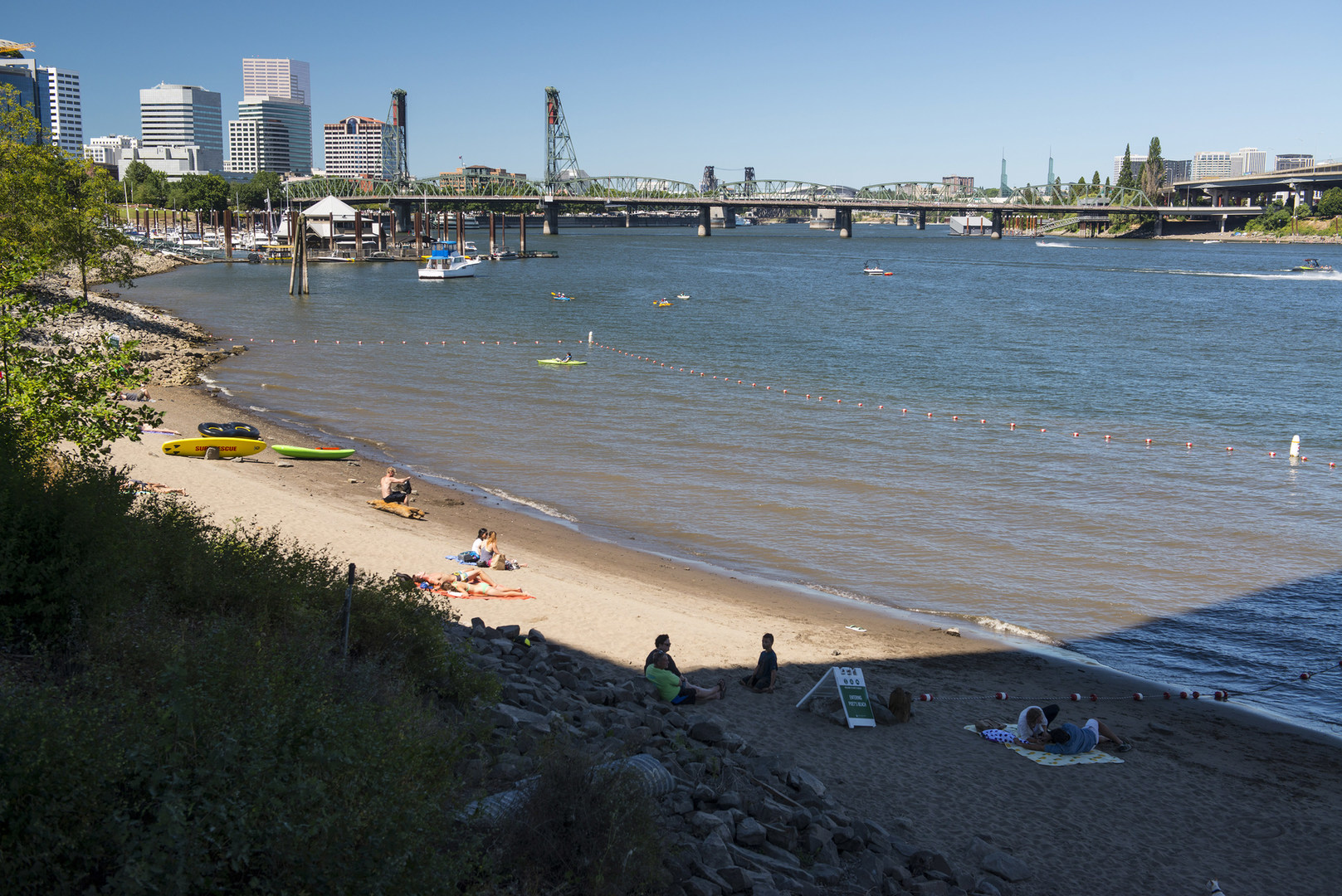 31 best beaches swimming holes in and around portland Best swimming pools in portland oregon