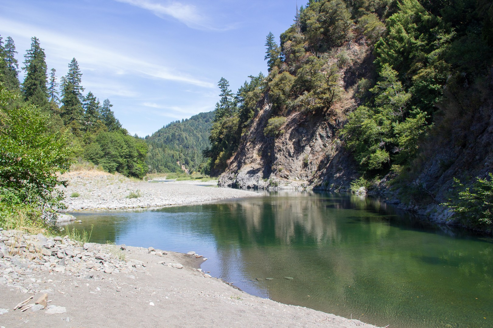 14 Incredible Swimming Holes In Northern California