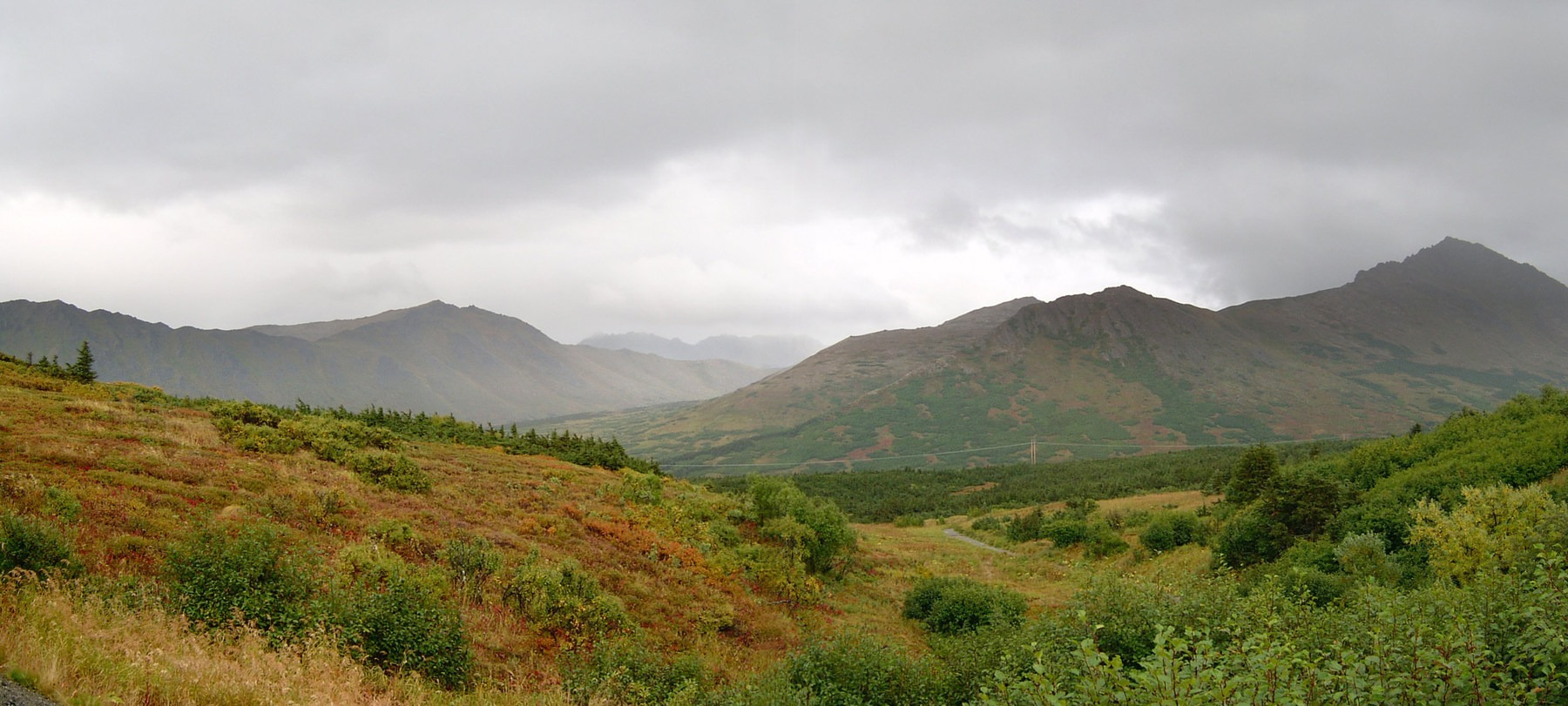 Flattop Mountain Via Glen Alps Trailhead Outdoor Project