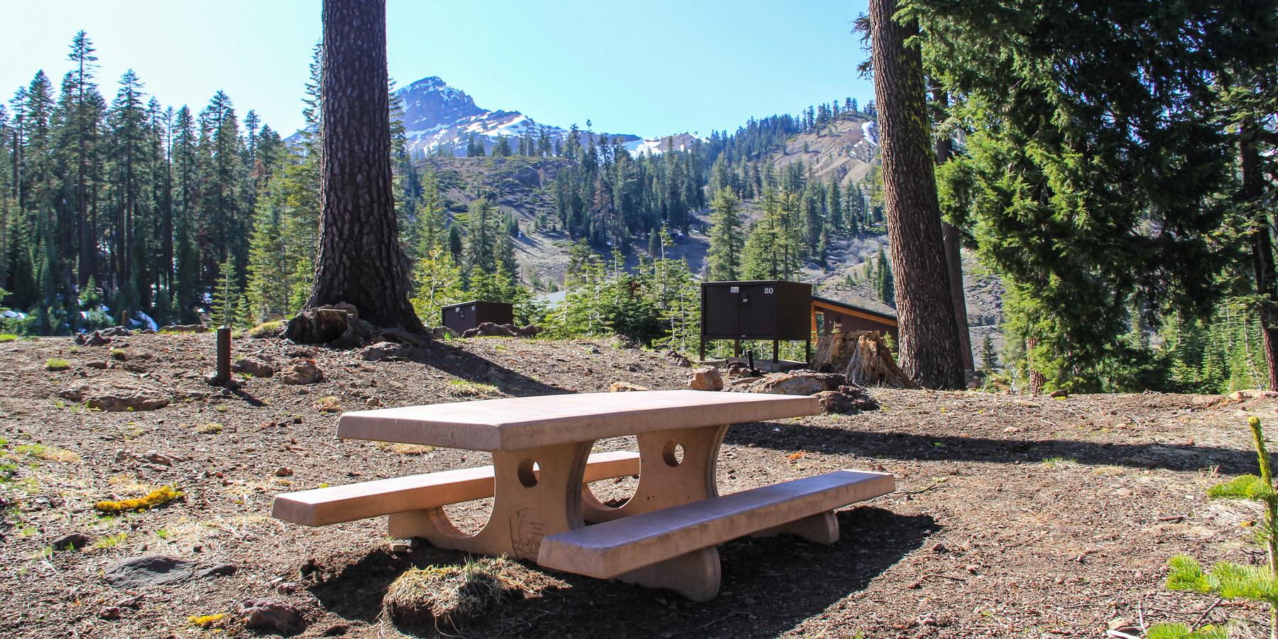 Lassen volcanic national park outdoor project for Lassen volcanic national park cabins