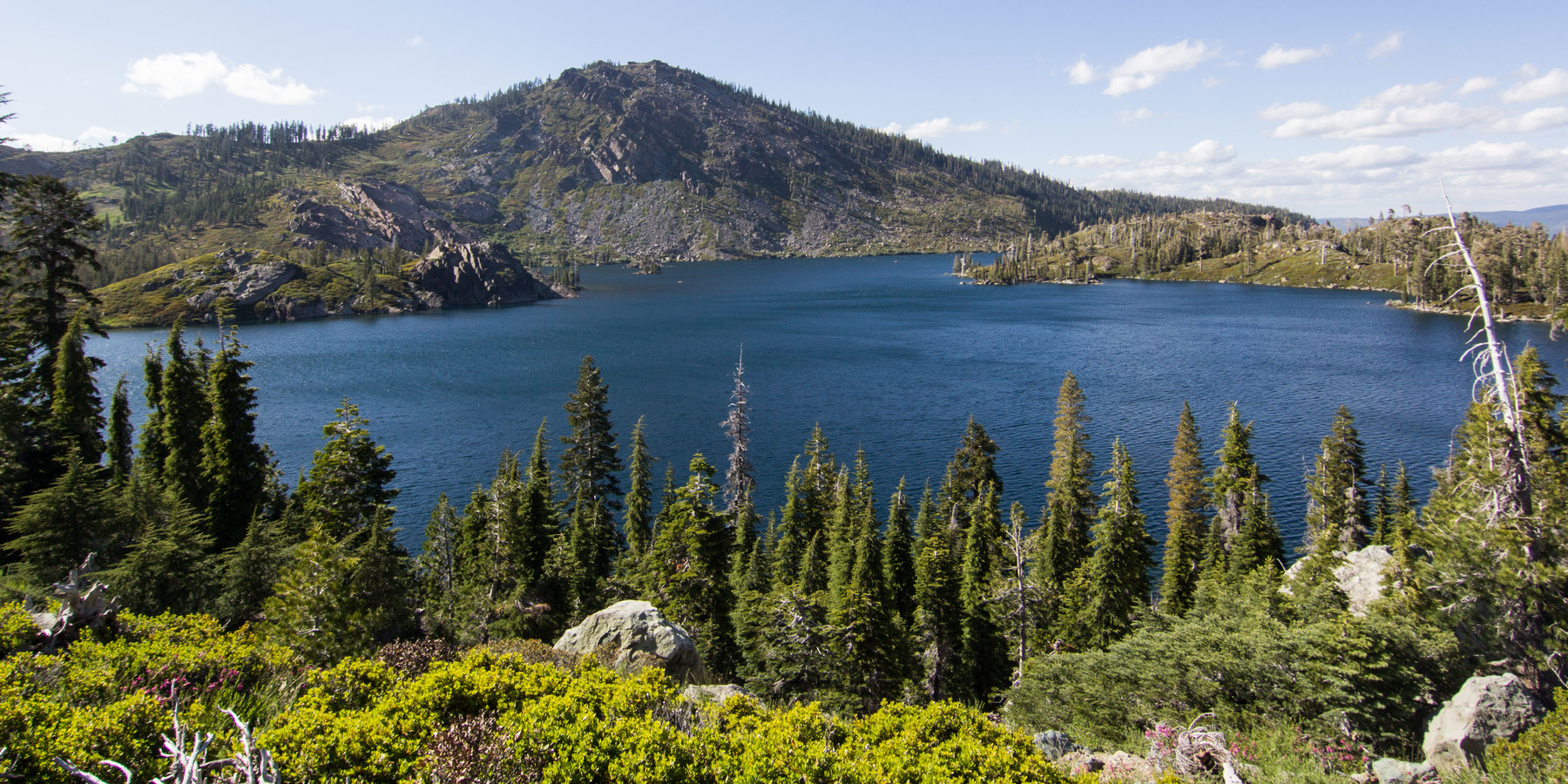 california's best lake camping - outdoor project