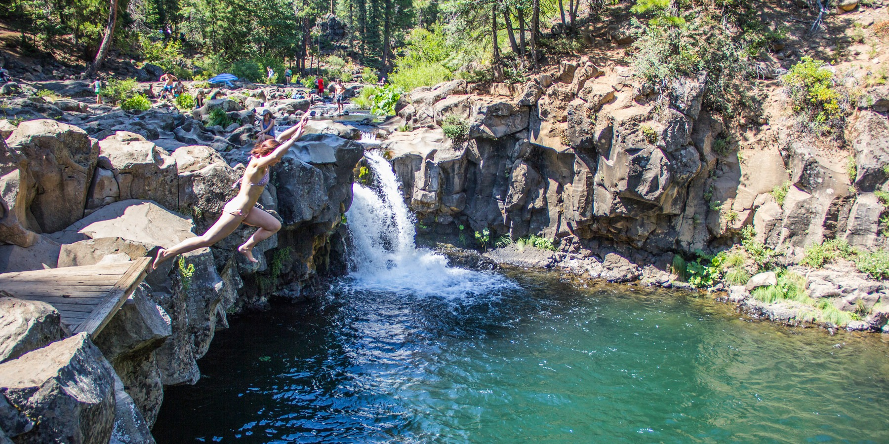 Here Are 7 Wyoming Swimming Holes That Will Make Your