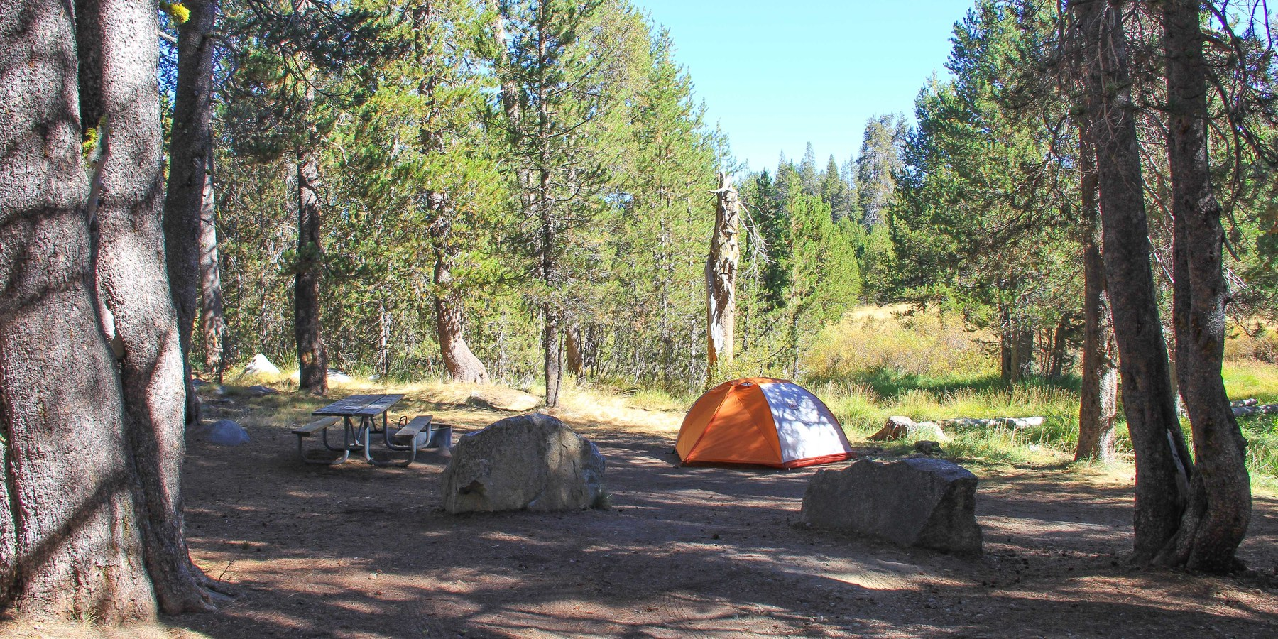 guide to camping in yosemite national park - outdoor project