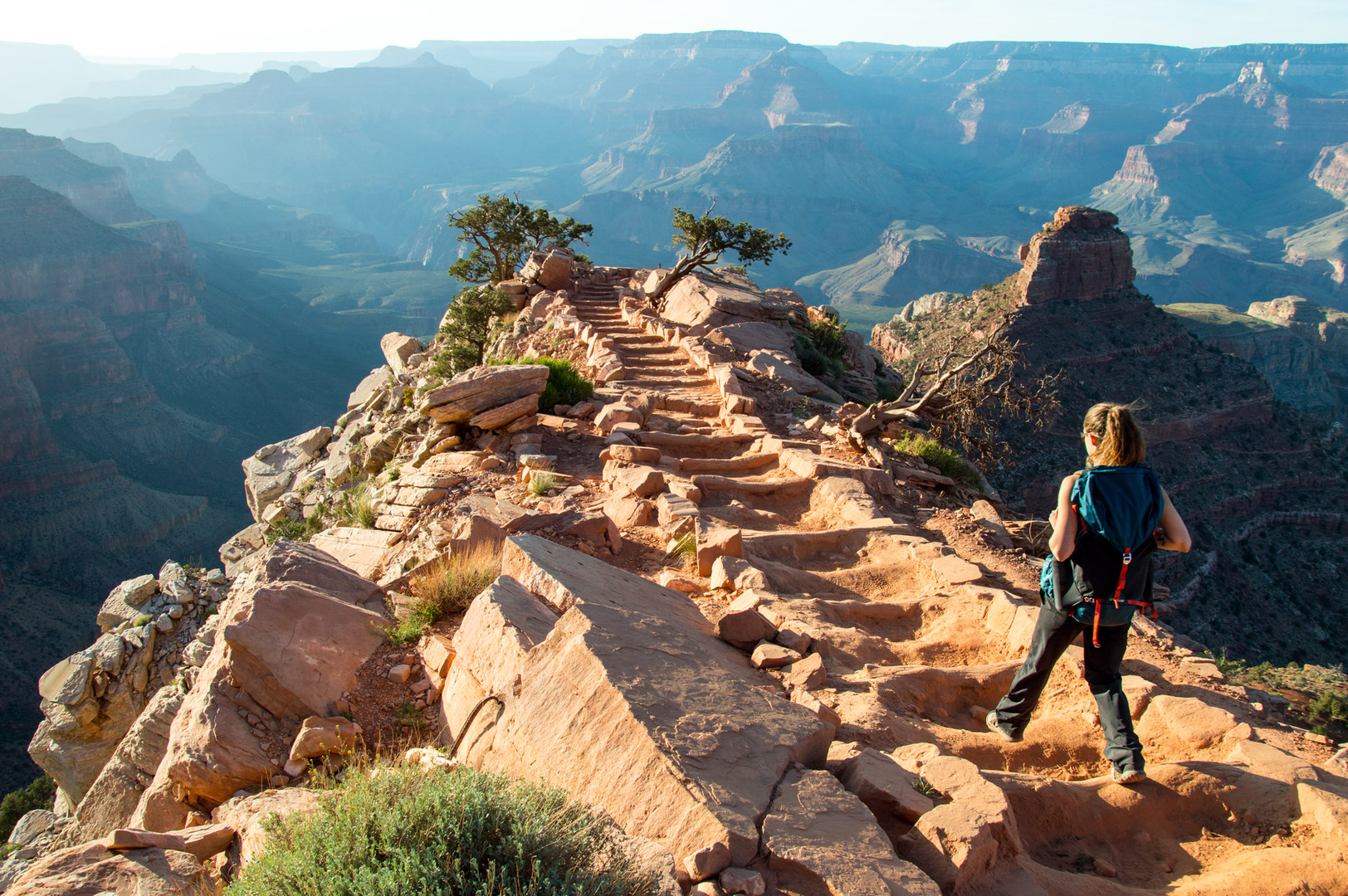 South Kaibab Trail Is Hands Down One Of The Most Spectacular Hikes Grand Canyon