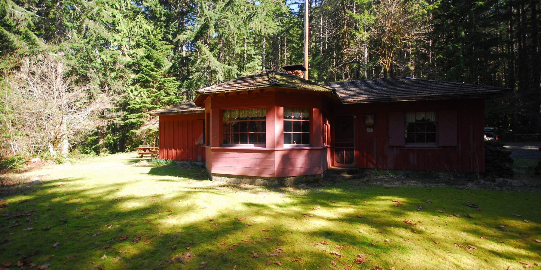 5 great winter lodging options on the olympic peninsula outdoor