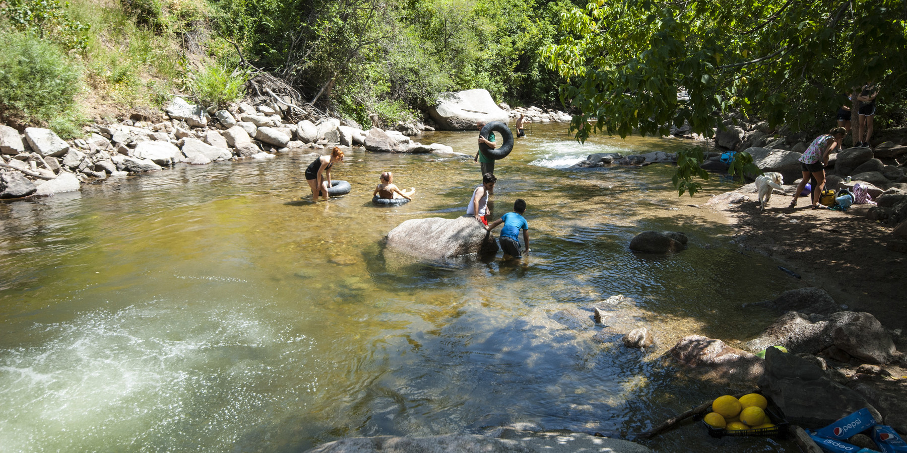 12 great colorado swimming holes outdoor project for Fish store colorado springs