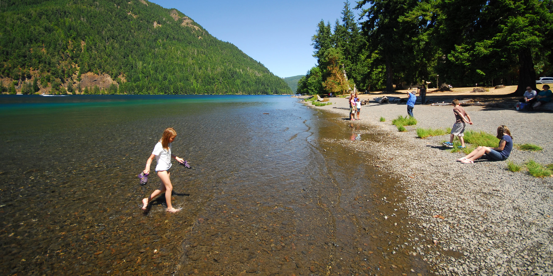 5 Reasons to make the trip to Lake Crescent ...