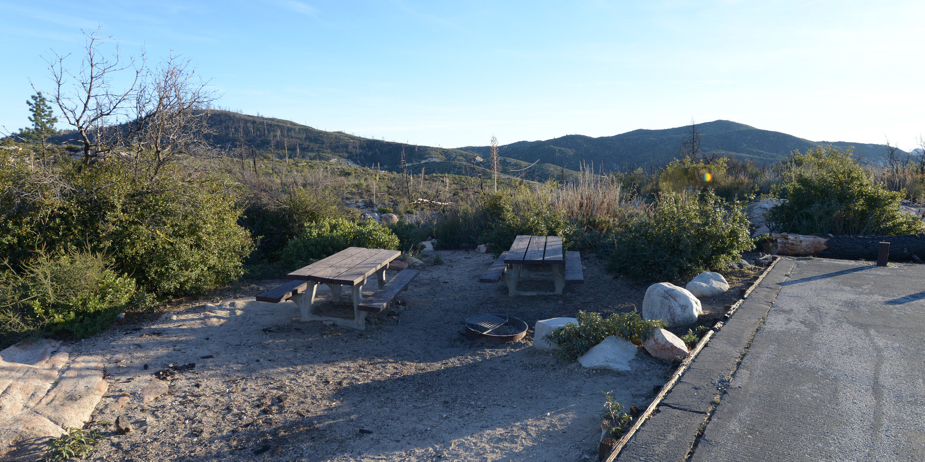 Camping In The San Gabriel Mountains Outdoor Project - Us map san gabriels mountain range