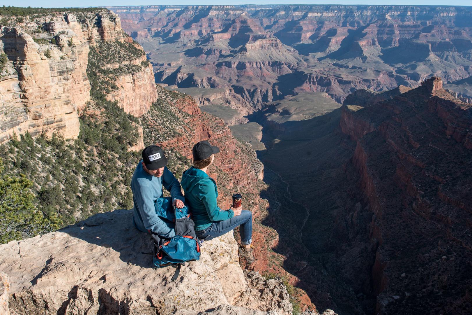 how to prepare to hike the grand canyon