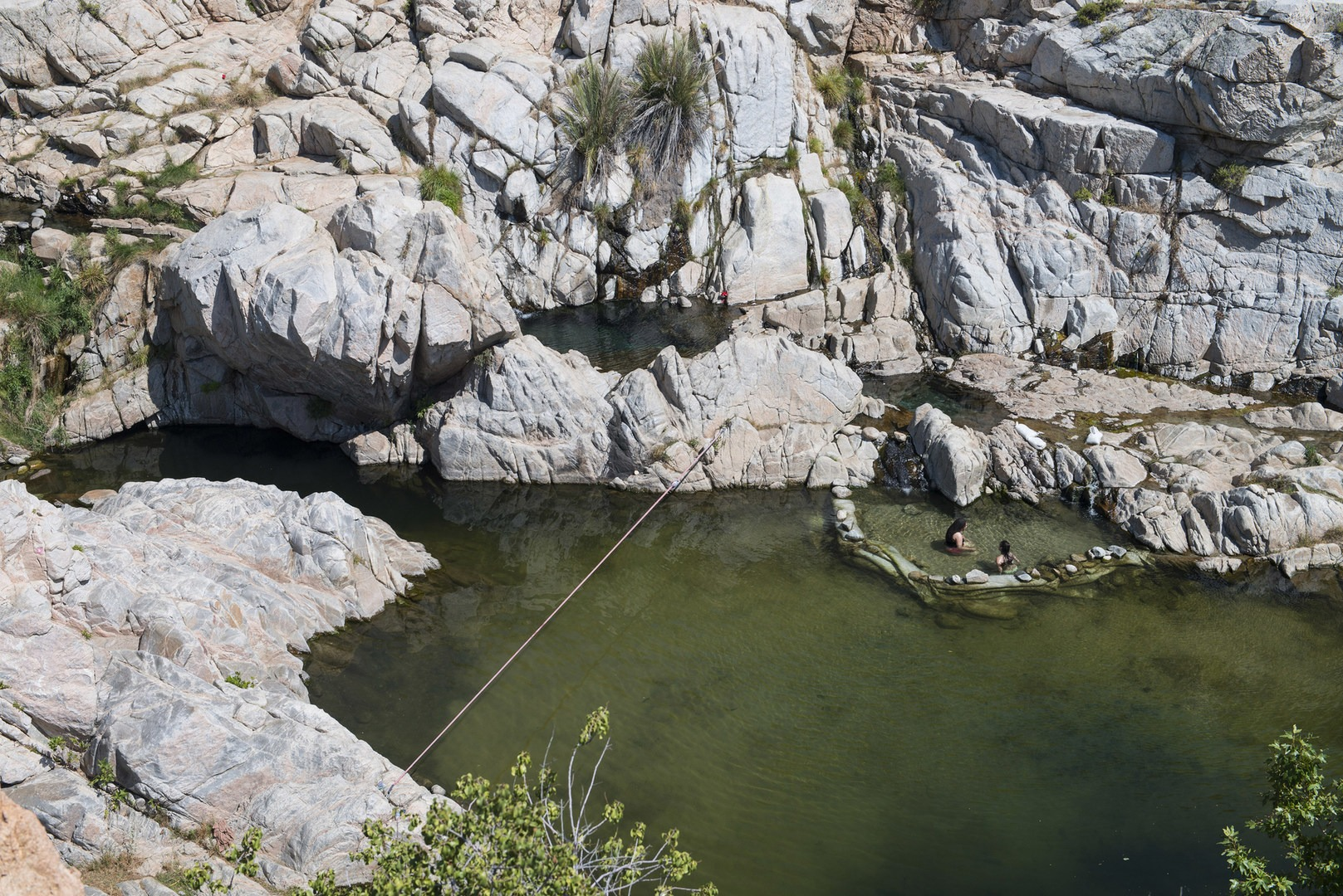Colorado ZR2 and Jeep JK Rubicon on Lake Arrowhead 4x4 ...  |Devils Hole Arrowhead
