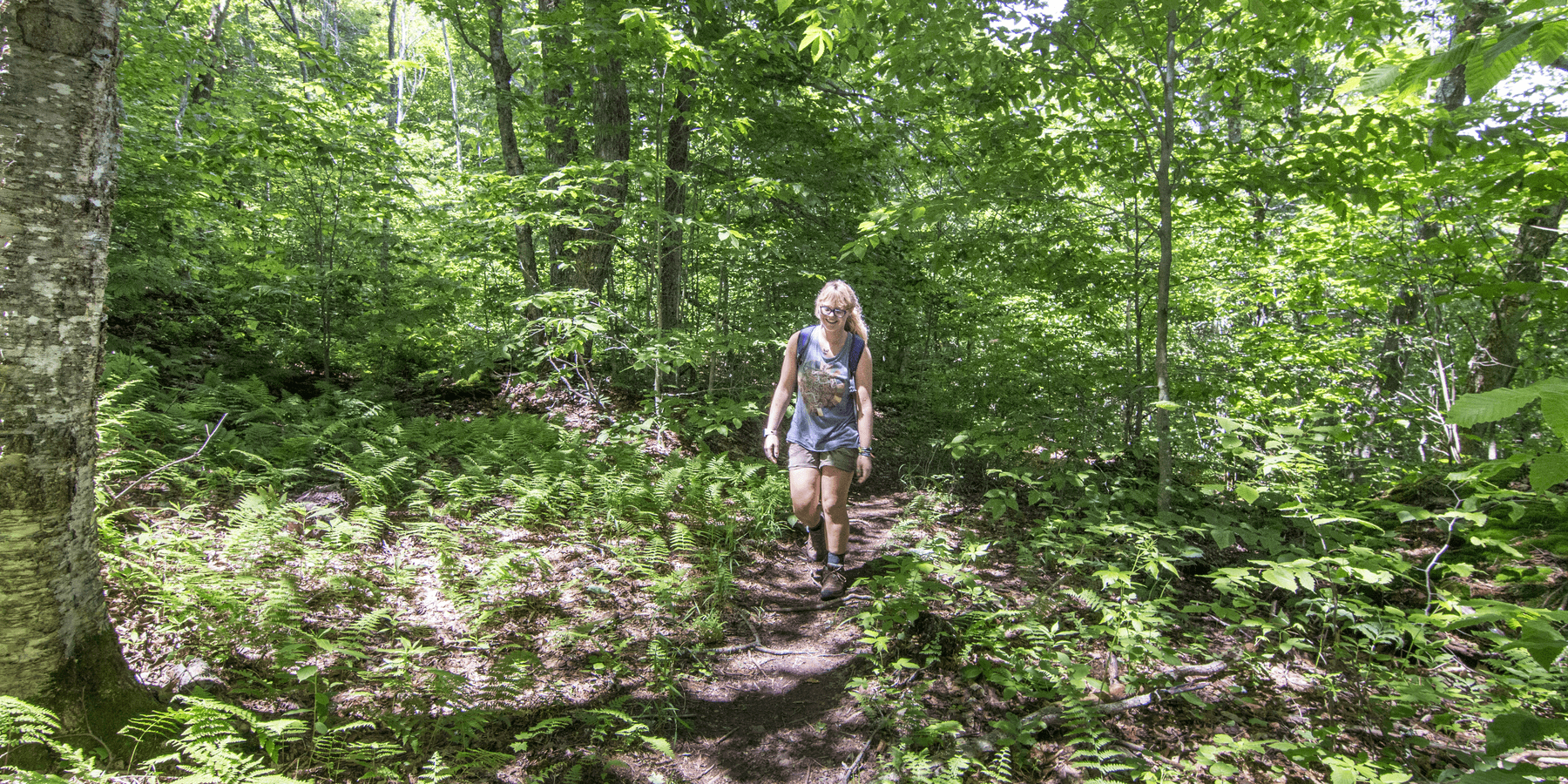 Hily Ascending The Unmarked Trail To Graham Mountain Best Hikes In New York S