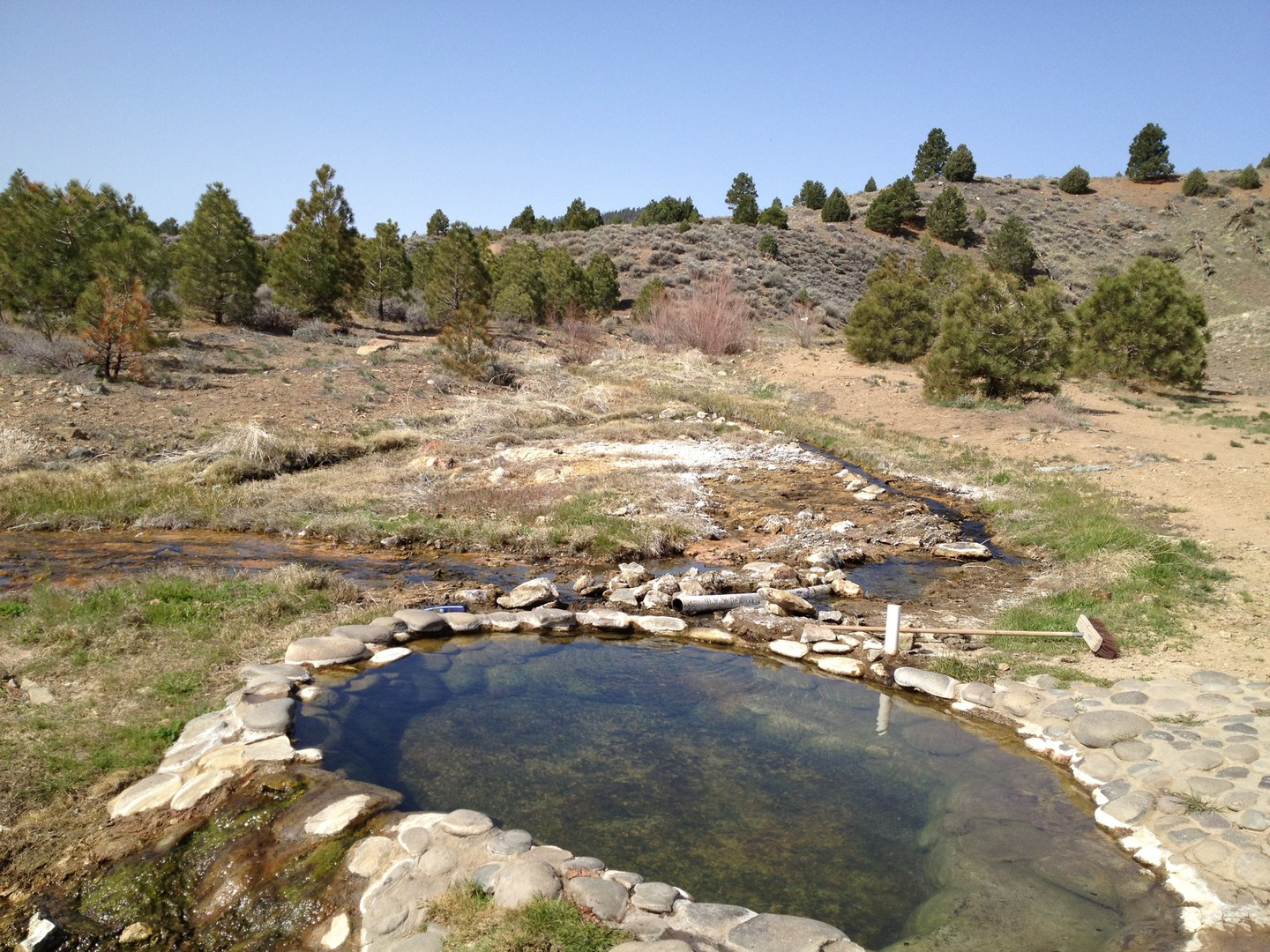 Steamboat Villa Hot Springs to the south of Reno | Hot