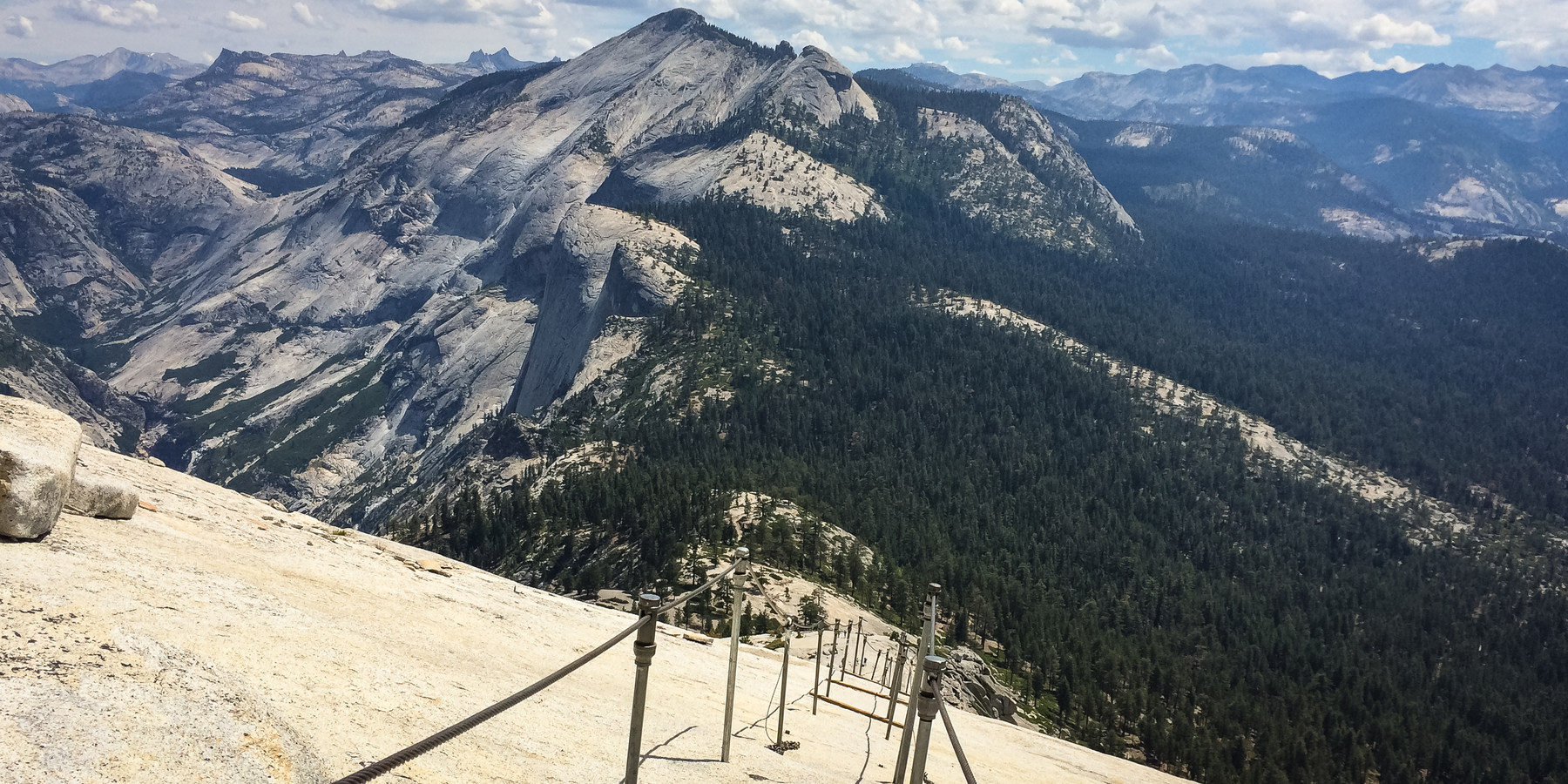 Climbing Half Dome In The Shoulder Season Outdoor Project