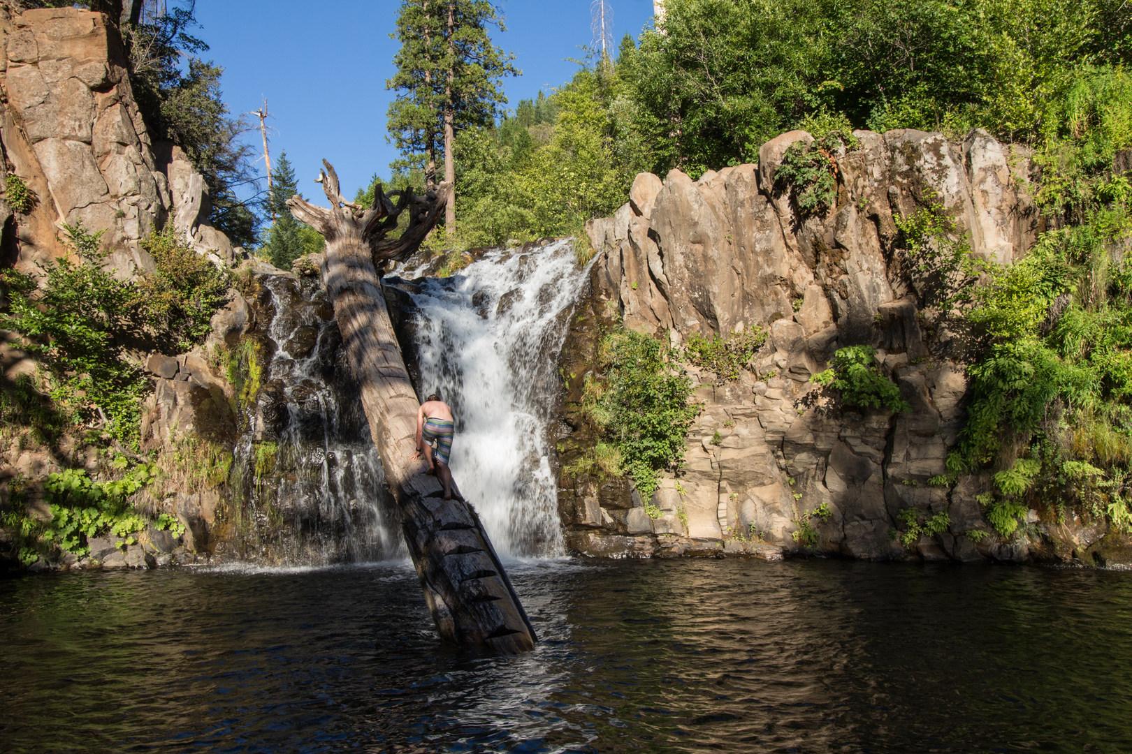 15 Incredible Swimming Holes In Northern California