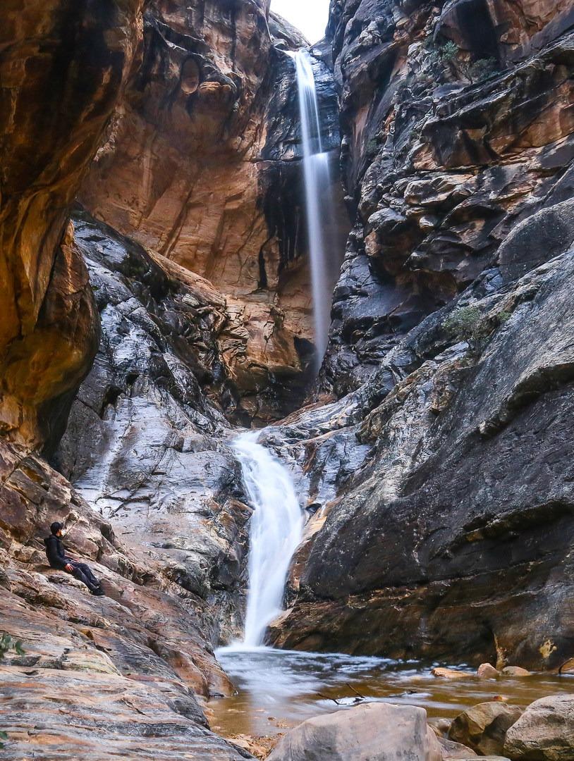 canyoneering las vegas