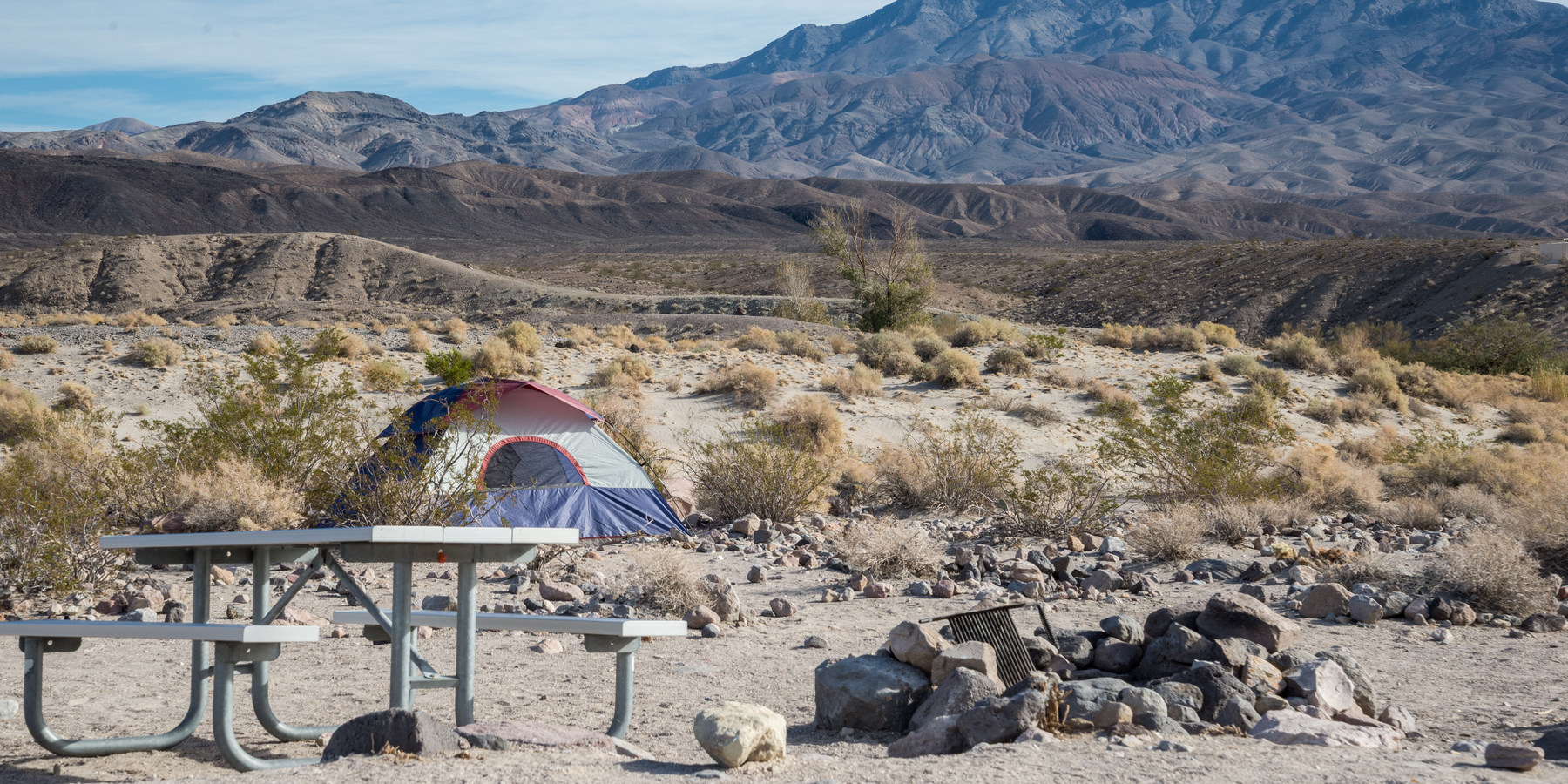 Camping in Death Valley National Park Outdoor Project