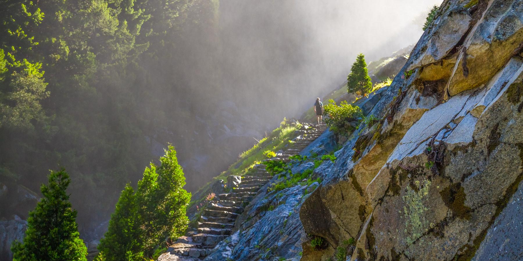 John Muir Trail Jmt Overview Outdoor Project