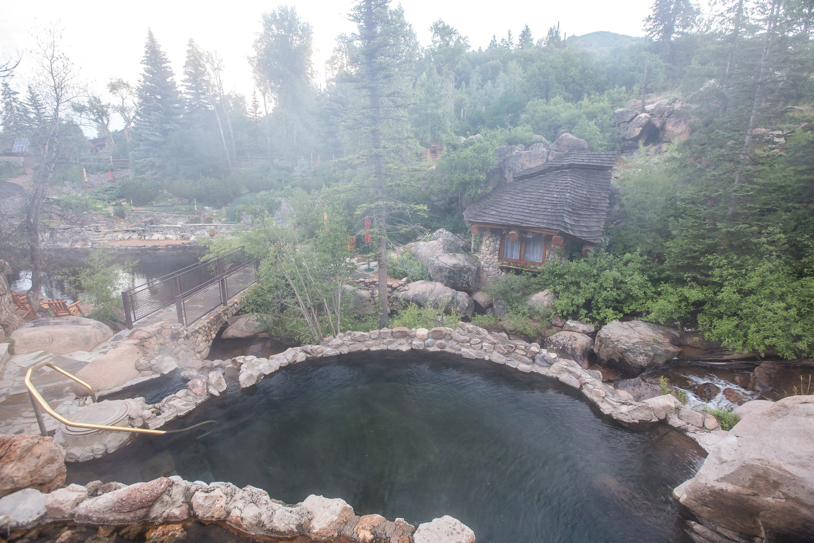 Hot Springs Geysers And Other Geothermal Activity