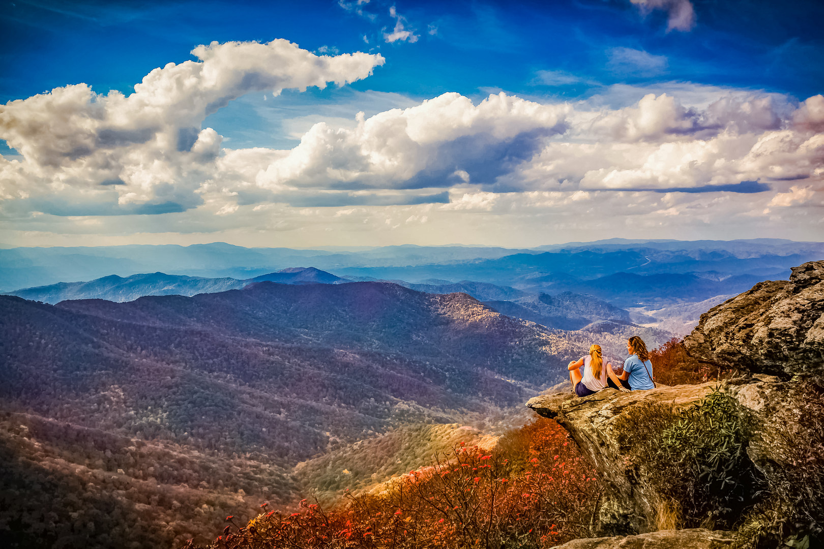 15 Must Do Adventures Along The Blue Ridge Parkway