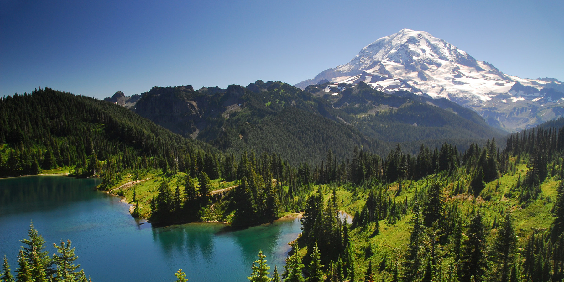 Mount Rainier's 7 Best Day Hikes - Outdoor Project