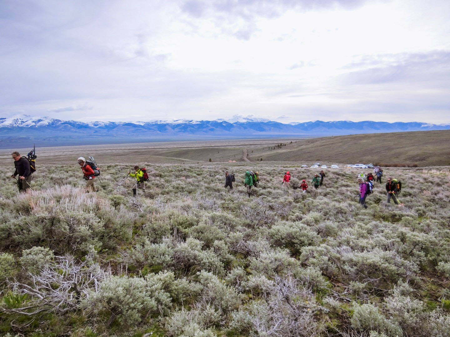 minimize your impact with leave no trace outdoor project