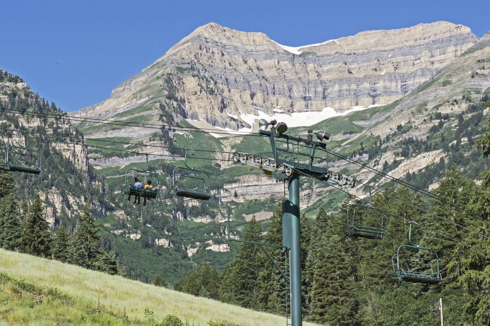 Adventuretown Sundance Utah Outdoor Project