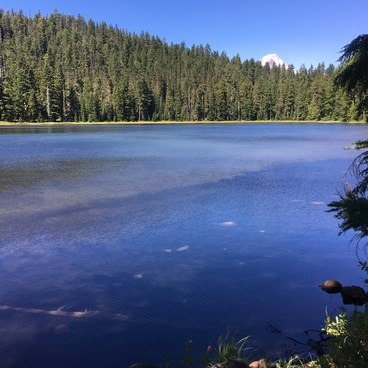 Upper Twin Lake- Twin Lakes