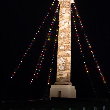Astoria Column.- Astoria Column