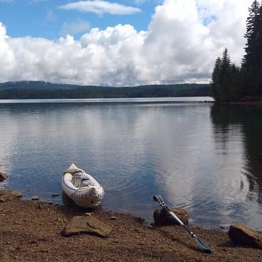 Our Bjird (SeaEagle 370)- Timothy Lake