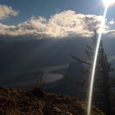 The Columbia!- Little Hamilton Mountain Hike