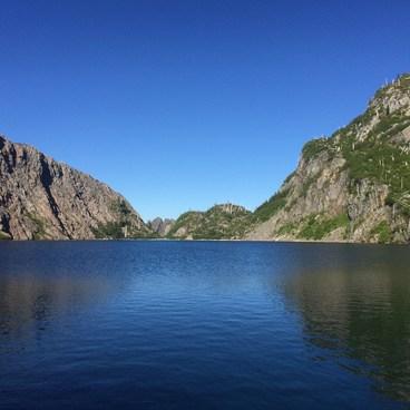 Shovel Lake- Mount Margaret via Norway Pass