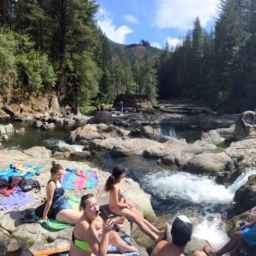 Naked Falls