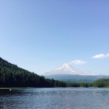 Trillium lake- Trillium Lake