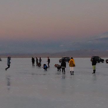 Bolivia's Salar de Uyuni - Solar de Uyuni: Incahuasi Island + Train Cemetery