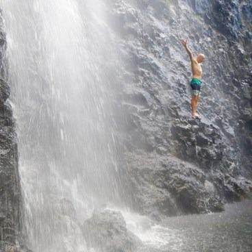 Hanakoa Falls- Kalalau Trail