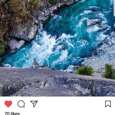 TOURISM SQUAMISH LIKED OUR PHOTO- Star Chek Climbing Route