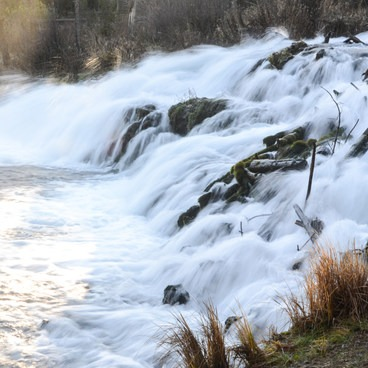 Fall River Falls- LaPine State Park